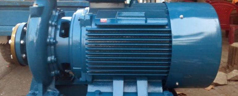 Thủ tục nhập khẩu máy bơm nước công suất lớn