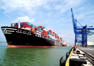 Cước vận tải HCM đến Incheon